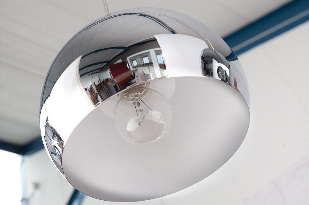 Visiaca lampa CASSIOPEJA 3 - strieborná