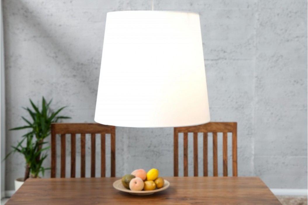 Visiaca lampa SAPHIRE - biela