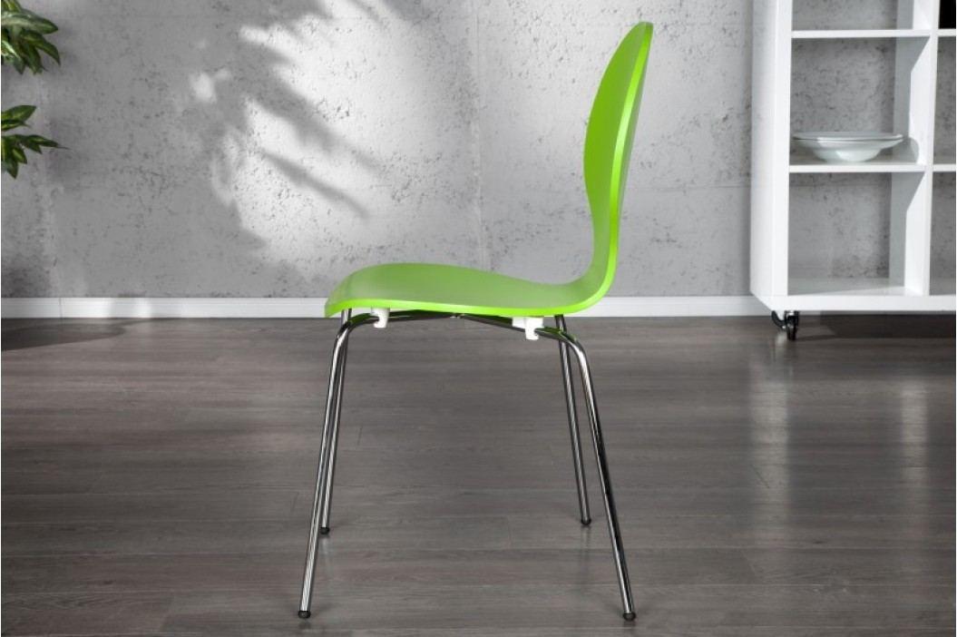 Stolička HOUSTON - zelená