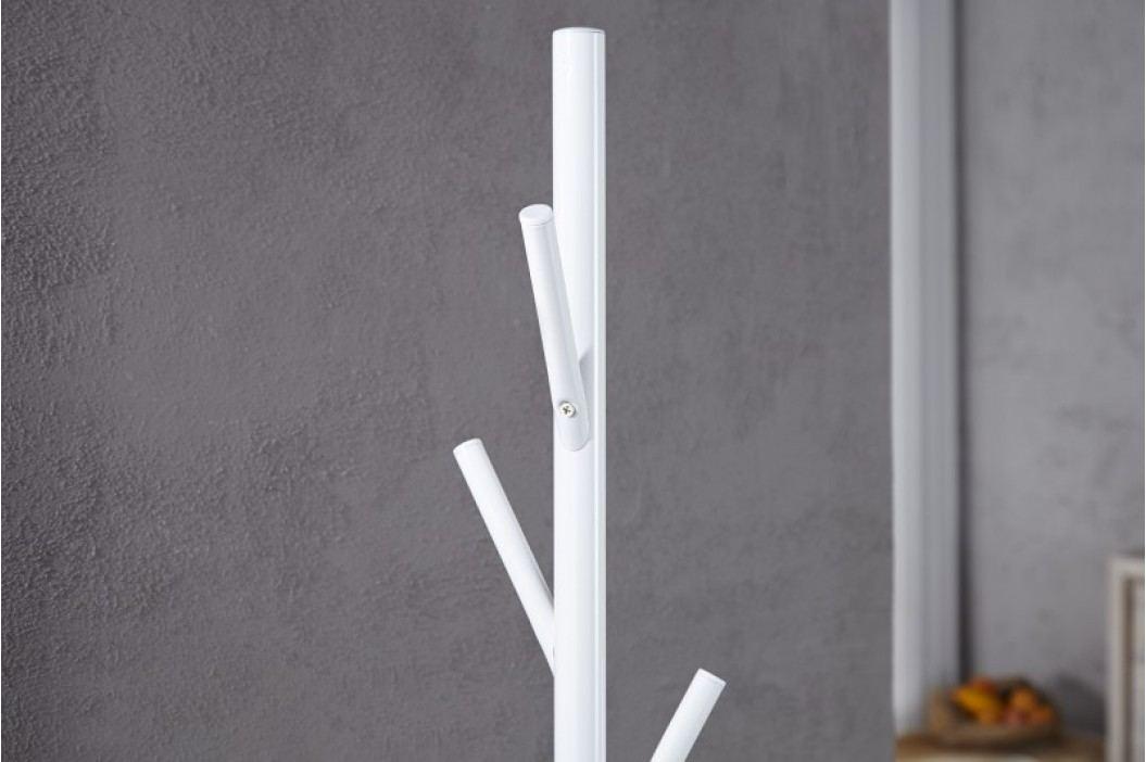 Stojanový vešiak ANGISTRI - biela