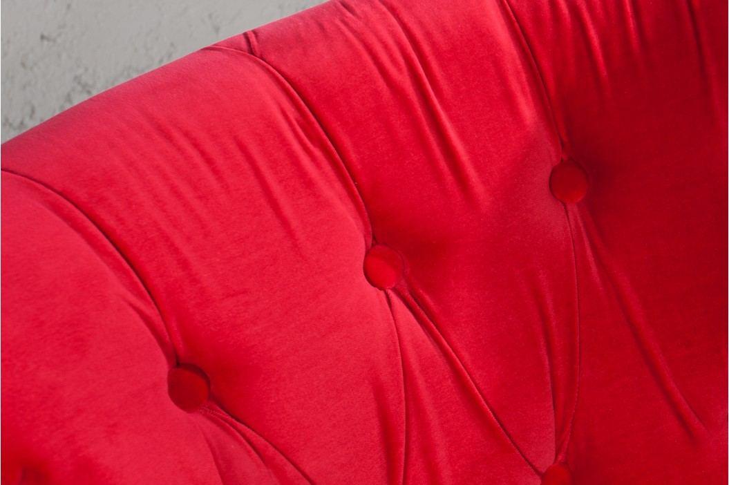 Kreslo STAPFOR - červená