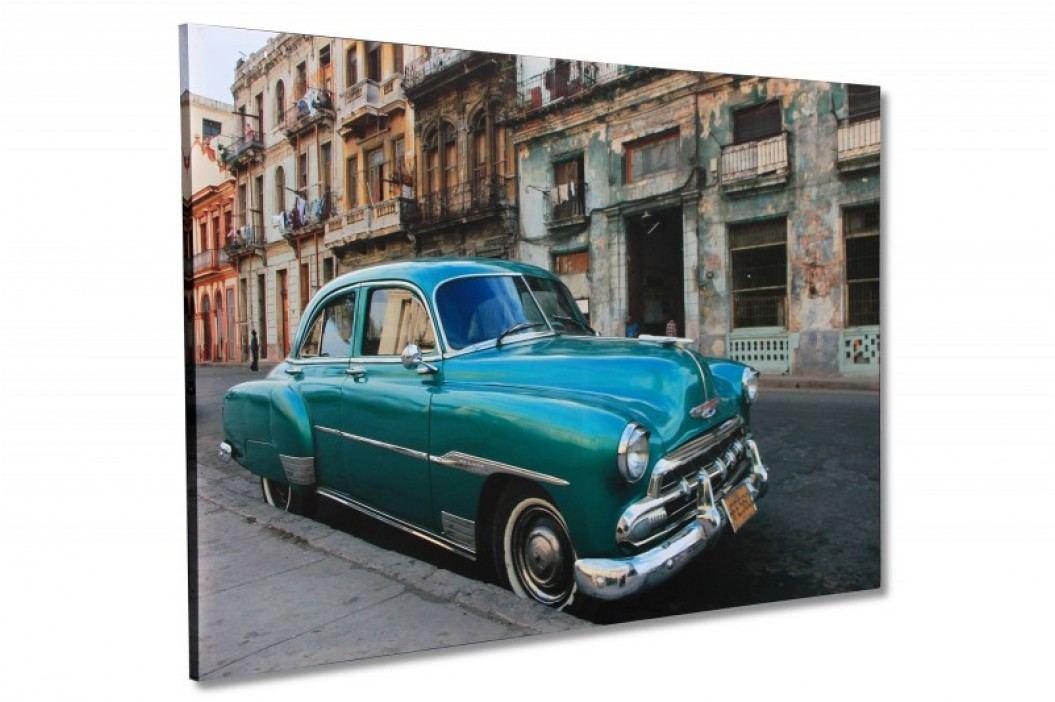 Obraz AUTO HAVANA 50x70 cm - viacfarebná