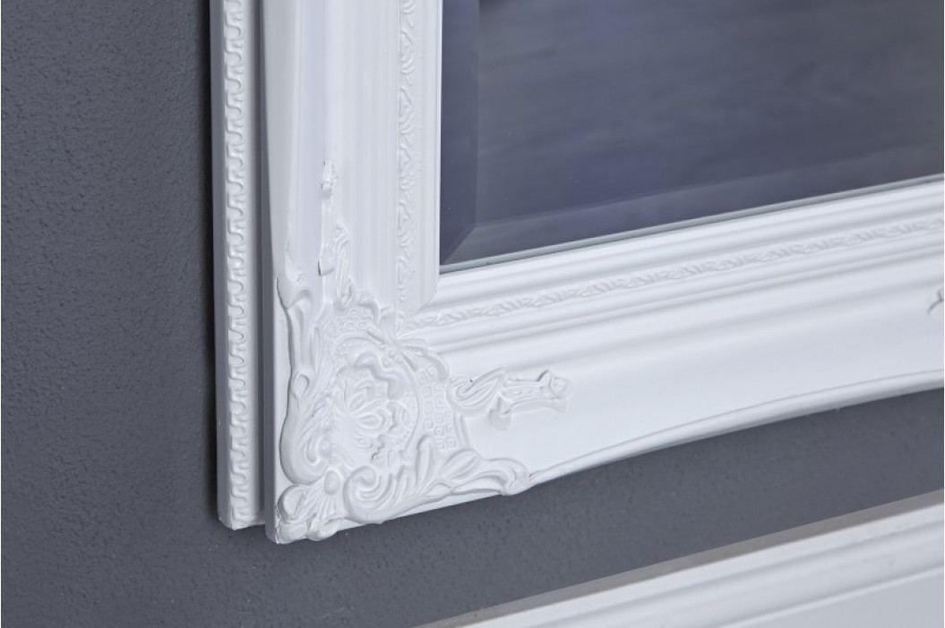 Zrkadlo na stenu RENESANCIA WHITE - biela