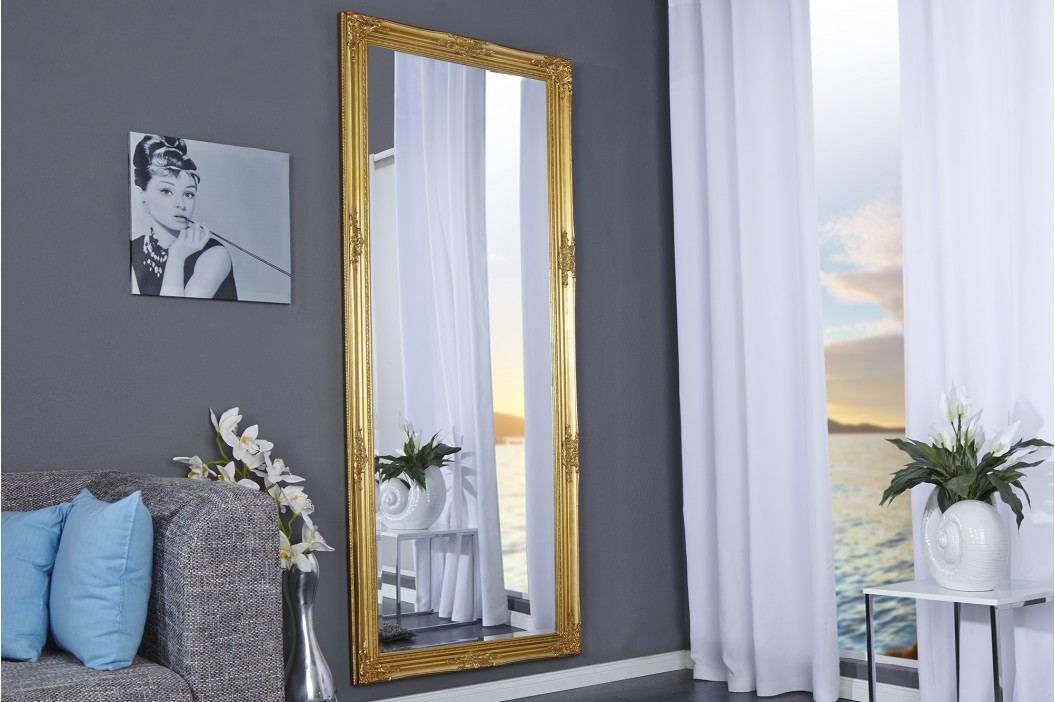 Zrkadlo na stenu RENESANCIA GOLD 185 cm - zlatá