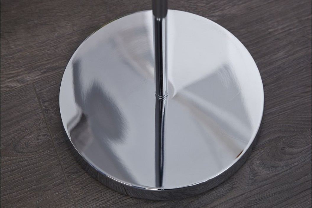 Stojaca lampa HEKA - chrómová