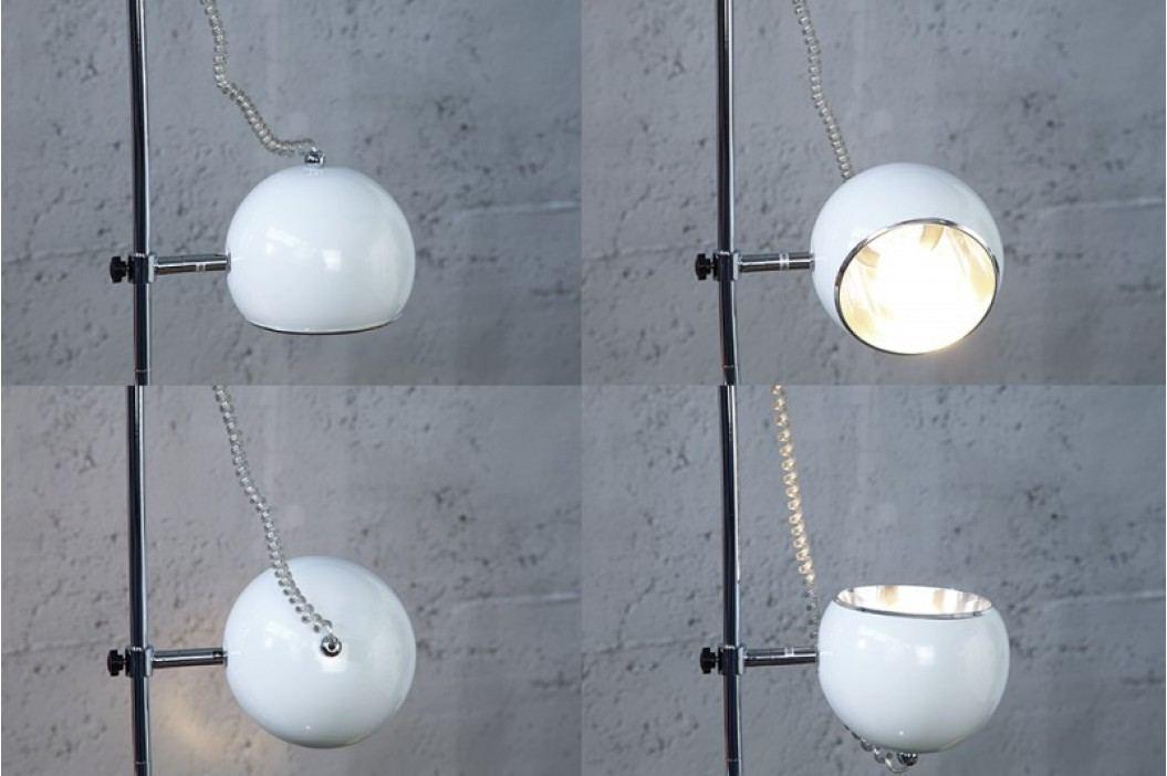Stojaca lampa HEKA 2 biela