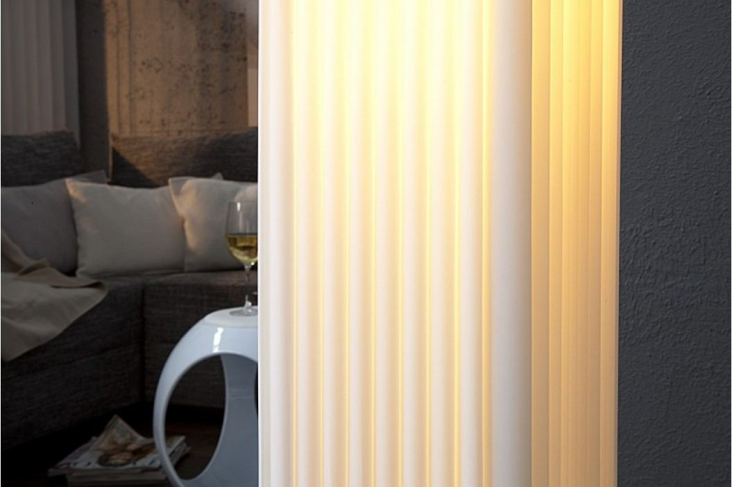 Stojaca lampa ORION - biela