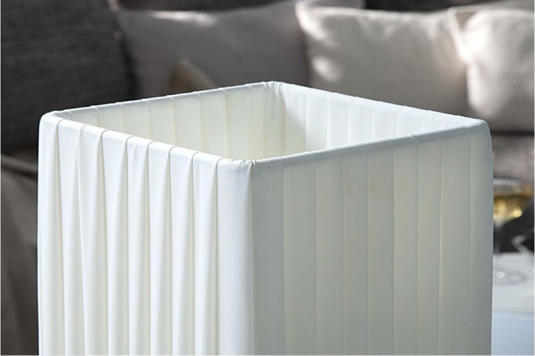 Stojaca lampa ORION XL- biela