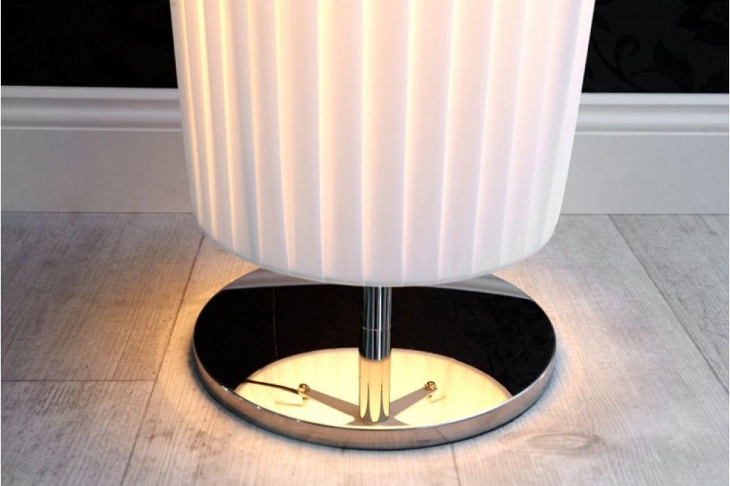 Stojaca lampa TUCANA - biela