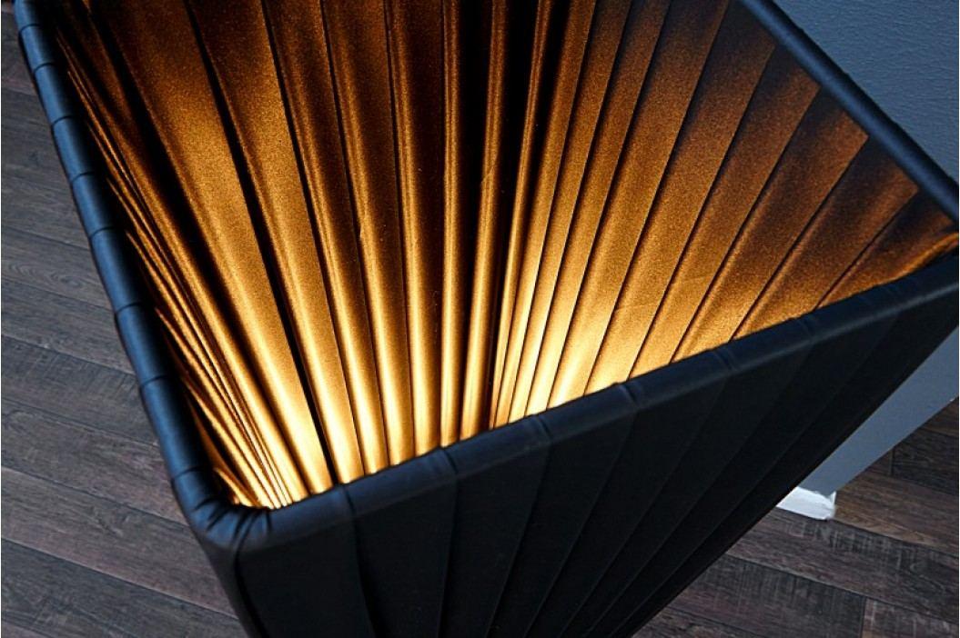 Stojaca lampa ORION 120cm - čierna