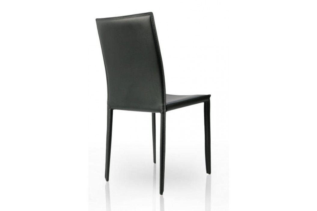 Stolička ATLANTA - čierna