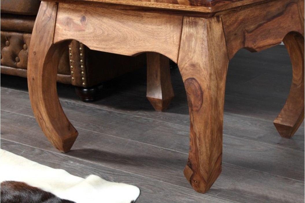 Konferenčný stolík OPIUM SMALL - hnedá
