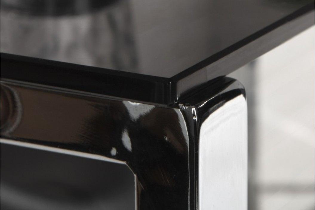 Písací stôl STUDIO - čierna