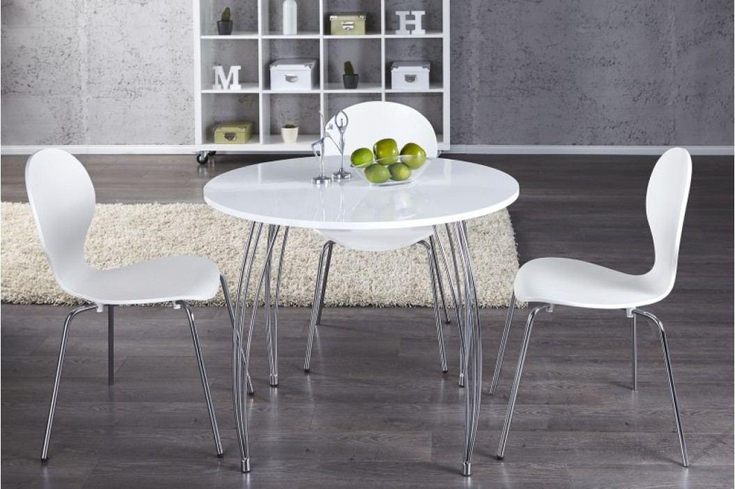 Jedálenský stôl ISIDORA - biela