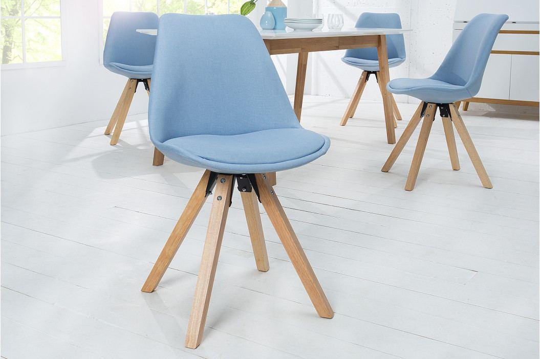 Bighome - Jedálenská stolička SCANIA - modrá