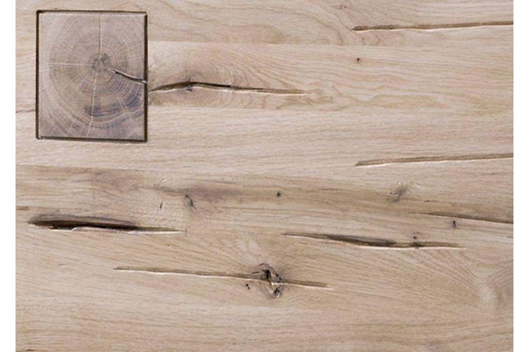 Bighome - TIROL Lavica 178x35 cm, svetlohnedá, dub