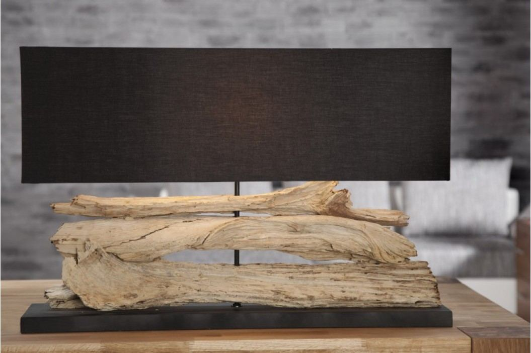 Stolná lampa ACAMAR - čierna