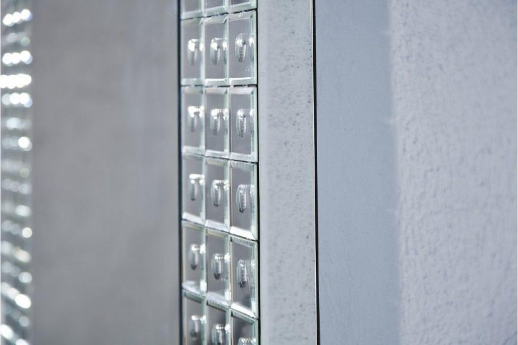 Zrkadlo RICHEL XL - strieborná