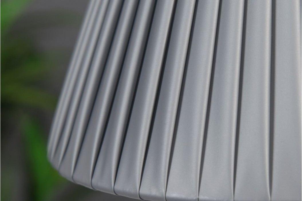 Stolná lampa REGOR - sivá