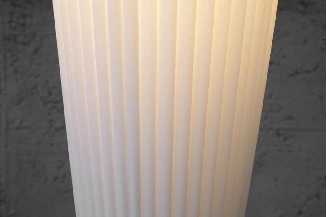 Stojaca lampa MENSA - biela