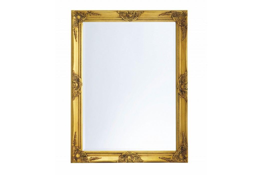 Zrkadlo ROUBAIX zlatá