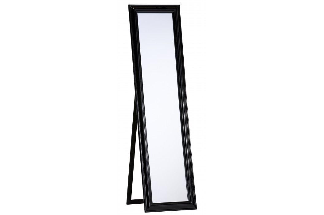 Zrkadlo WATRELLOS čierna