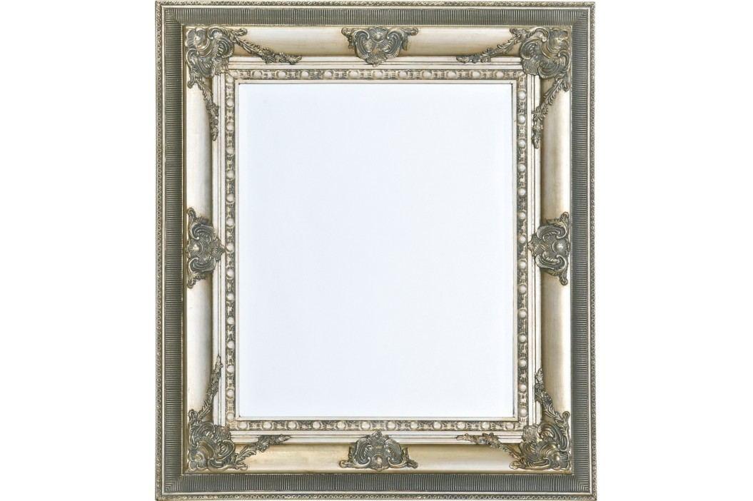 Barokové zrkadlo ROCHEFORT strieborná