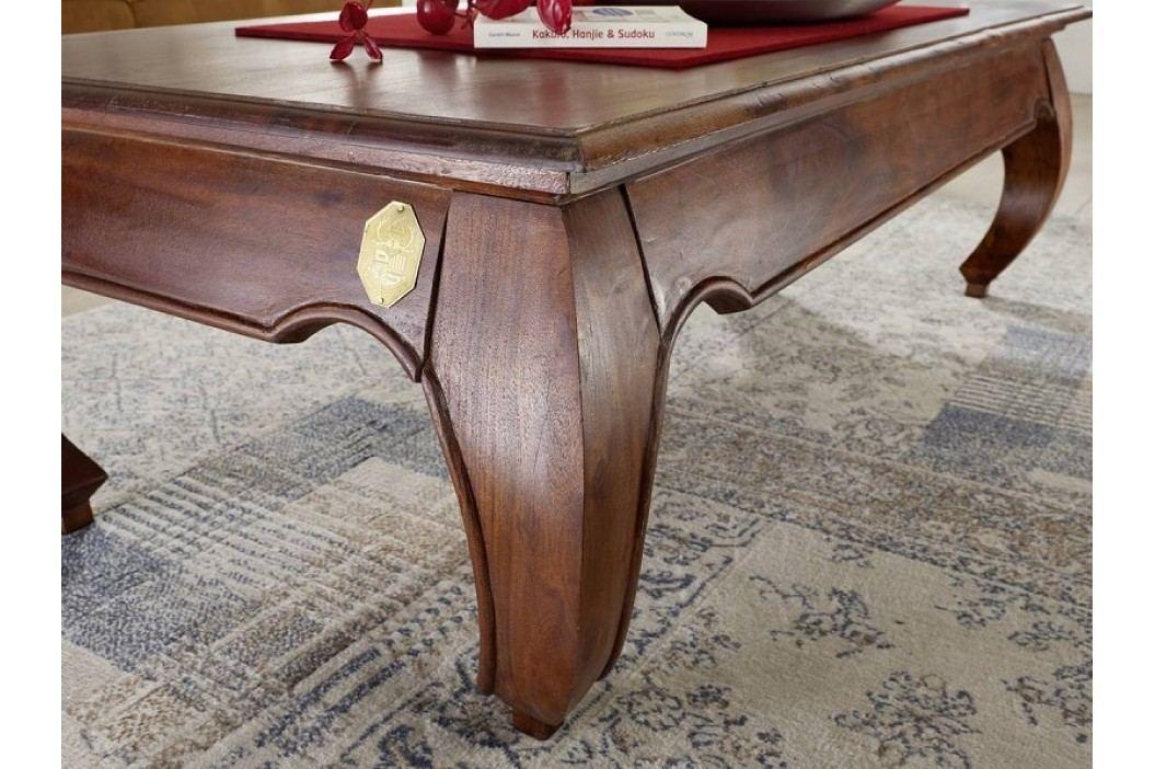 ORIENT konferenčný stolík akácia, nugátová 135cm