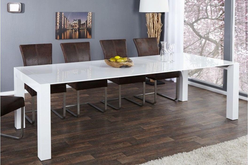 Jedálenský stôl LOTTE biela 180-260cm