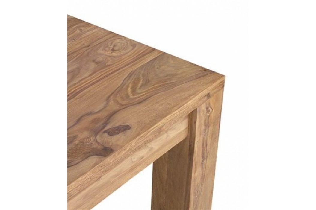 Sheesham jedálenský stôl 200x100 , masívne palisandrové drevo