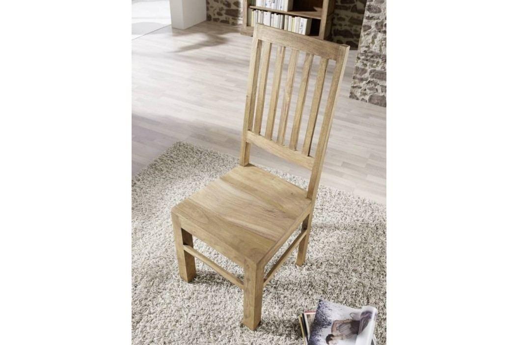 CASTLE stolička olejovaný palisander