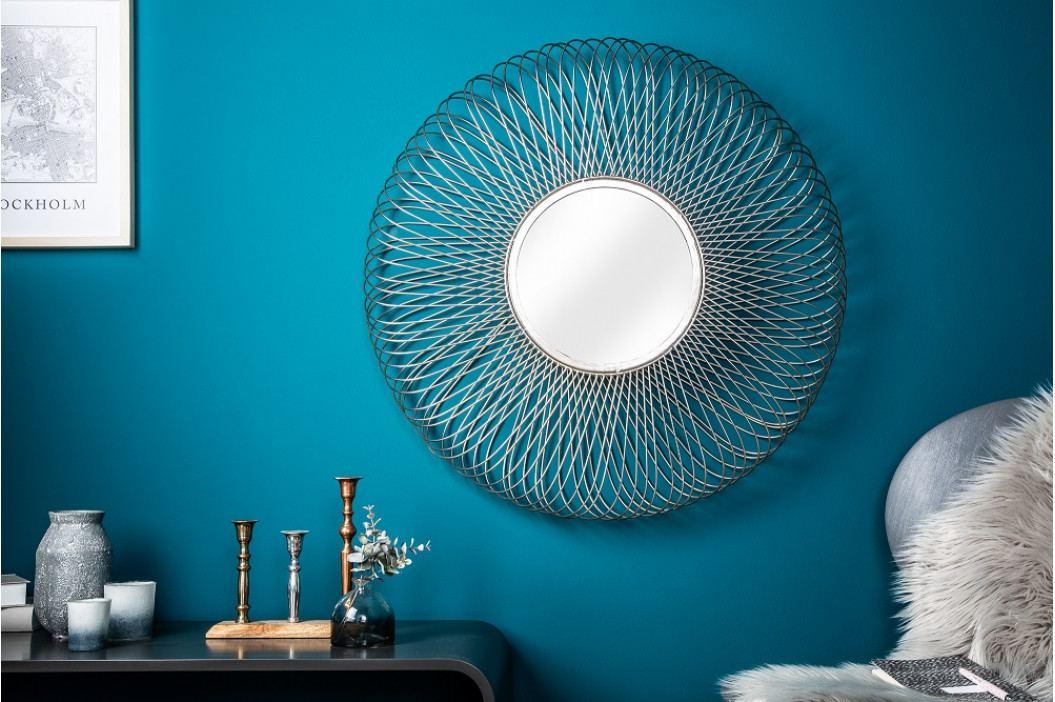 Bighome - Zrkadlo INFAN L - strieborná
