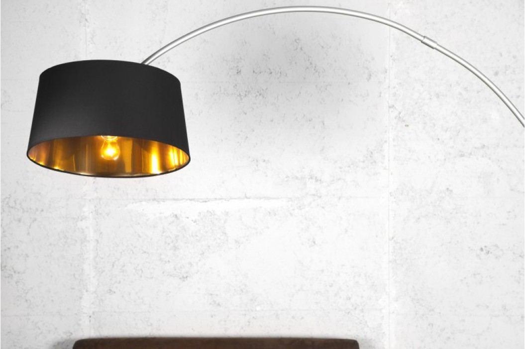 Stojaca lampa ARA - čierna