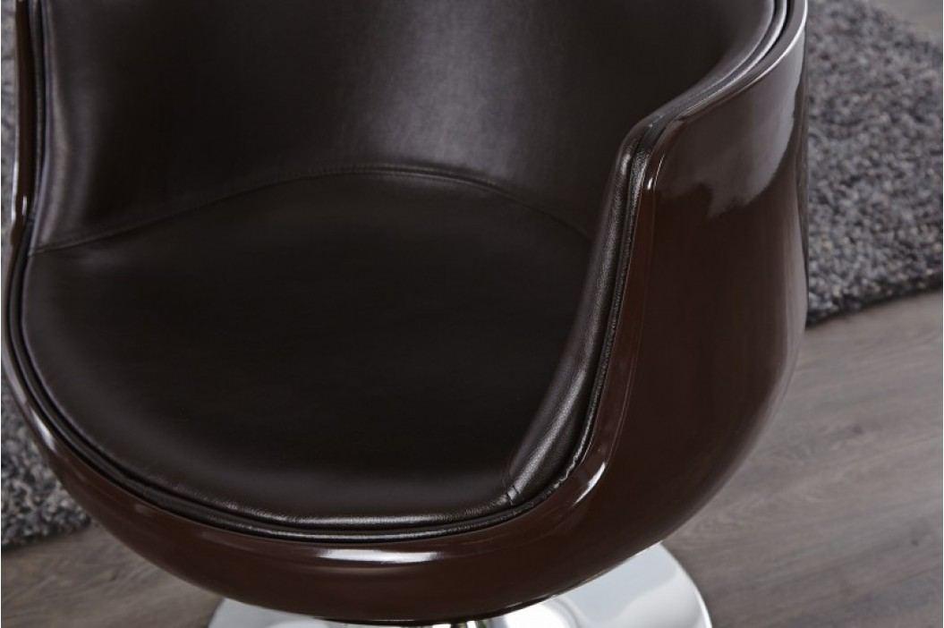 Kreslo RICHMOND III - kávová