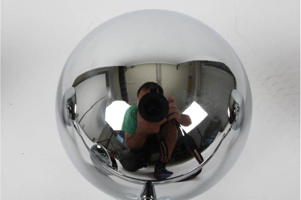 Visiaca/nástenná lampa OCTANS - strieborná