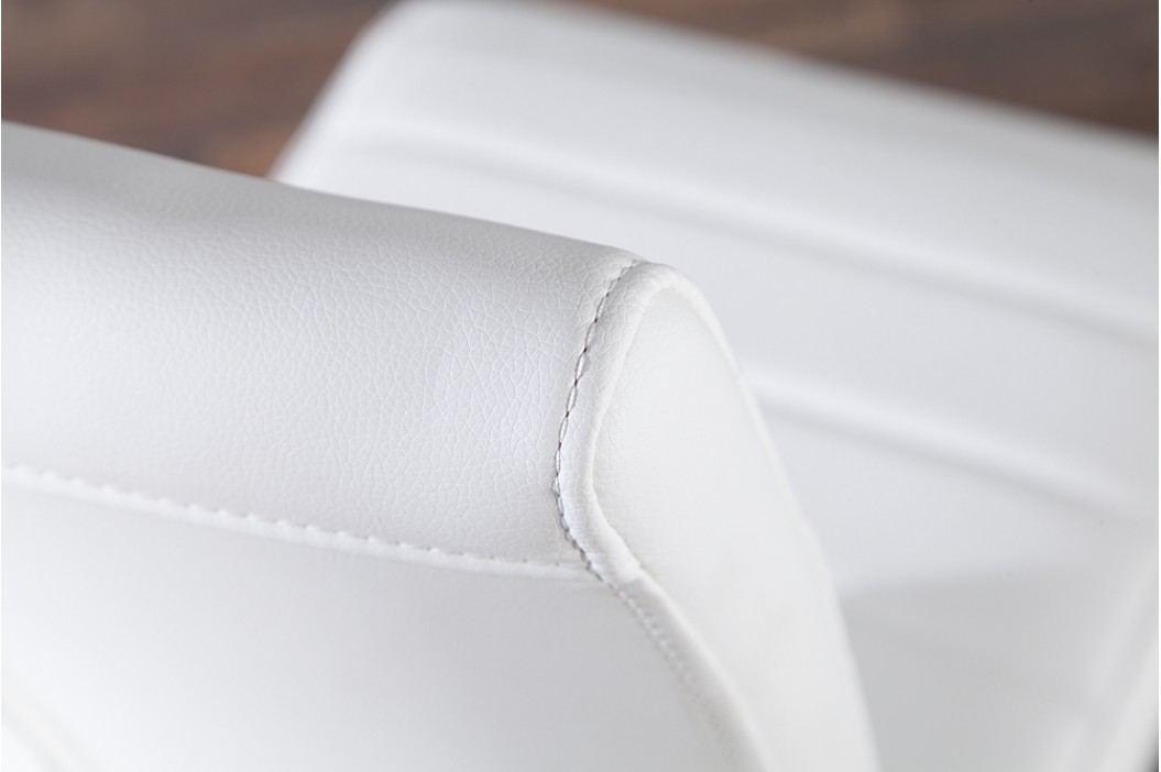 Stolička STOART - biela