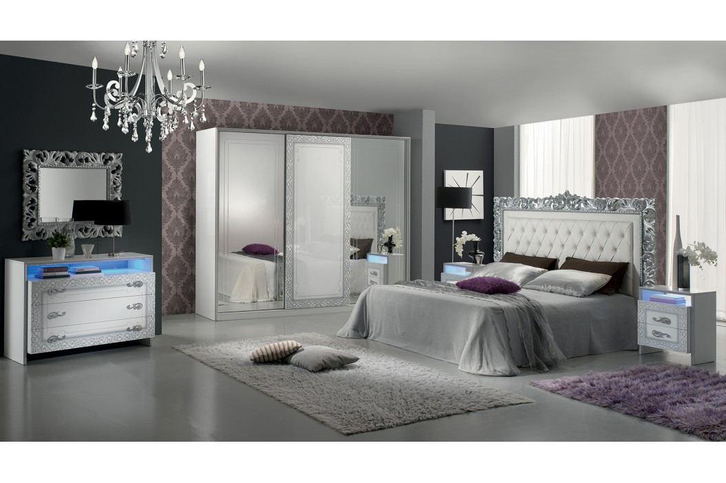 Spálňa ALLOGRE - biela