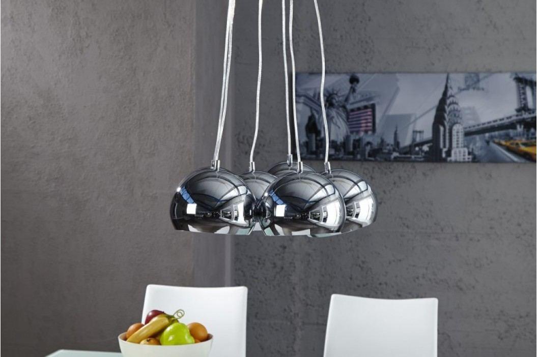 Visiaca lampa VIRGO XL chróm