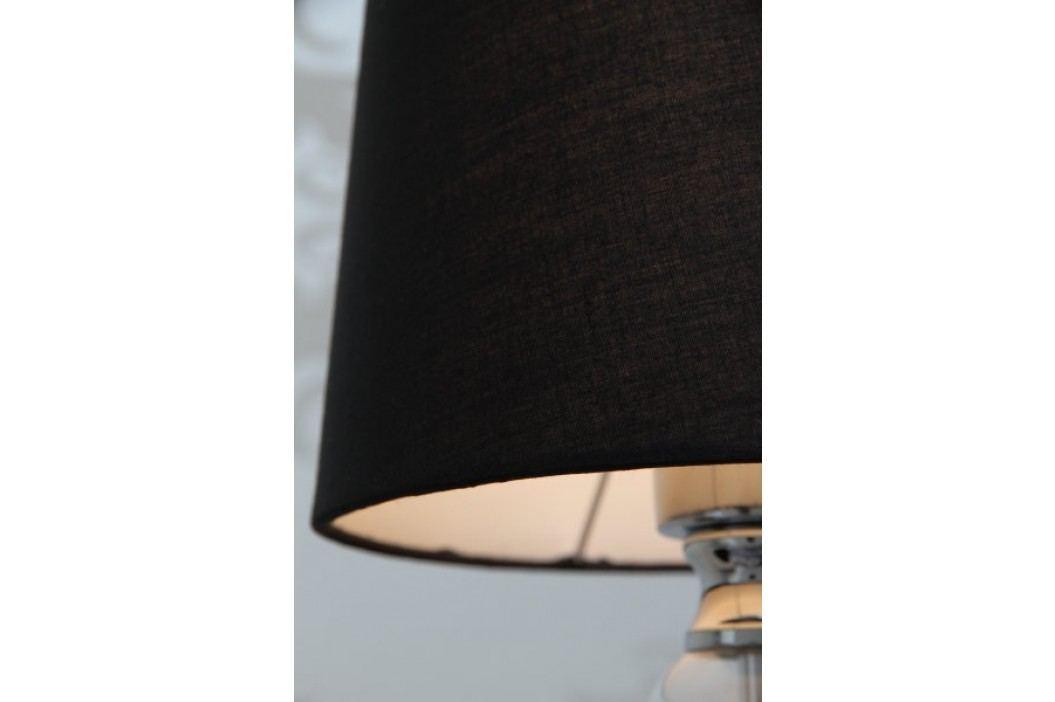 Stolná lampa FORNAX - čierna