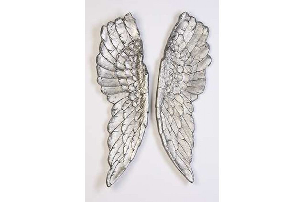 Dekorácia na stenu - krídlo WINGS