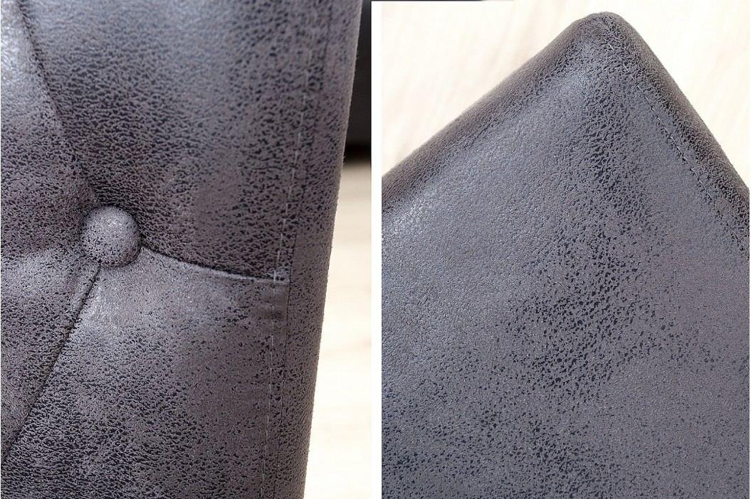 Stolička VALENTINE - sivá