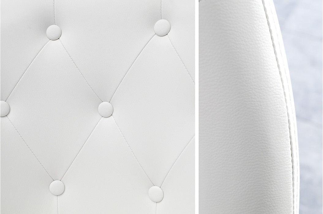 Kreslo CULTURE 85-100 cm - biela