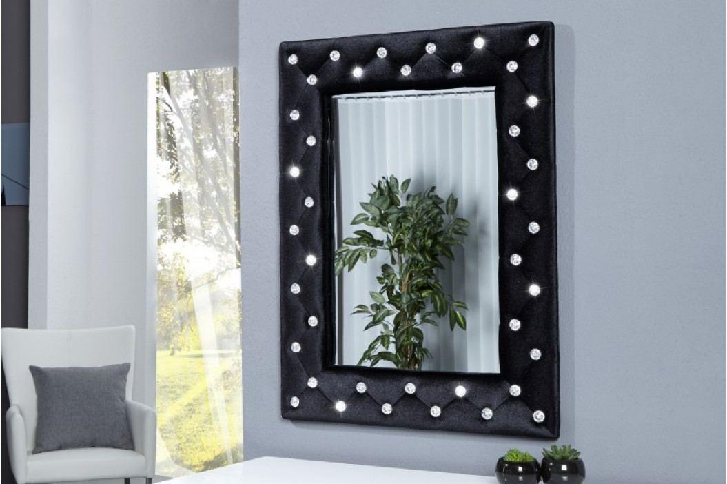 Zrkadlo na stenu BOUTIQUE M BLACK - čierna