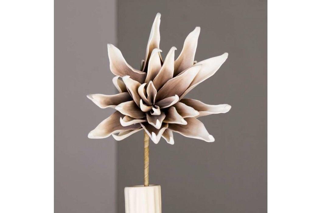 Dizajnové umelé kvety HERIBRE - biela