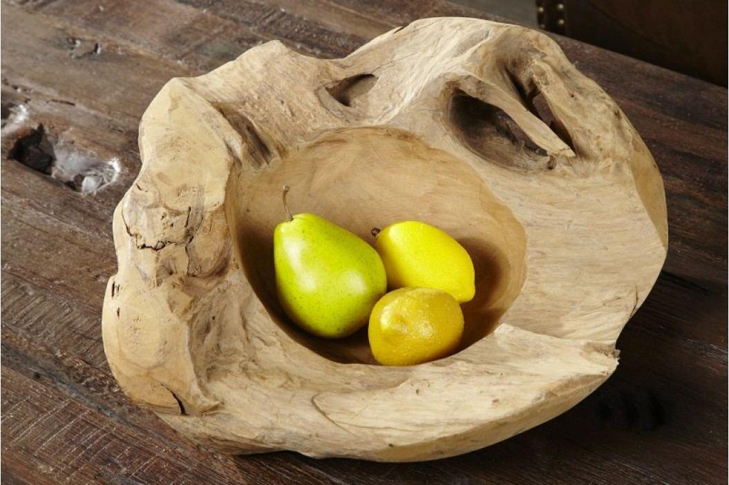 Dekoratívna miska SCHALE - prírodná