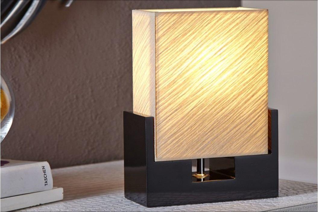 Stolná lampa HAMAL -oranžová