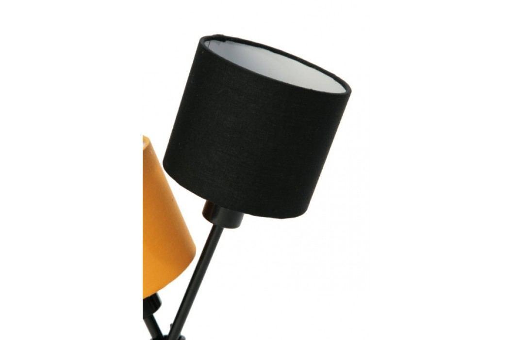 Stolná lampa VELA - čierna