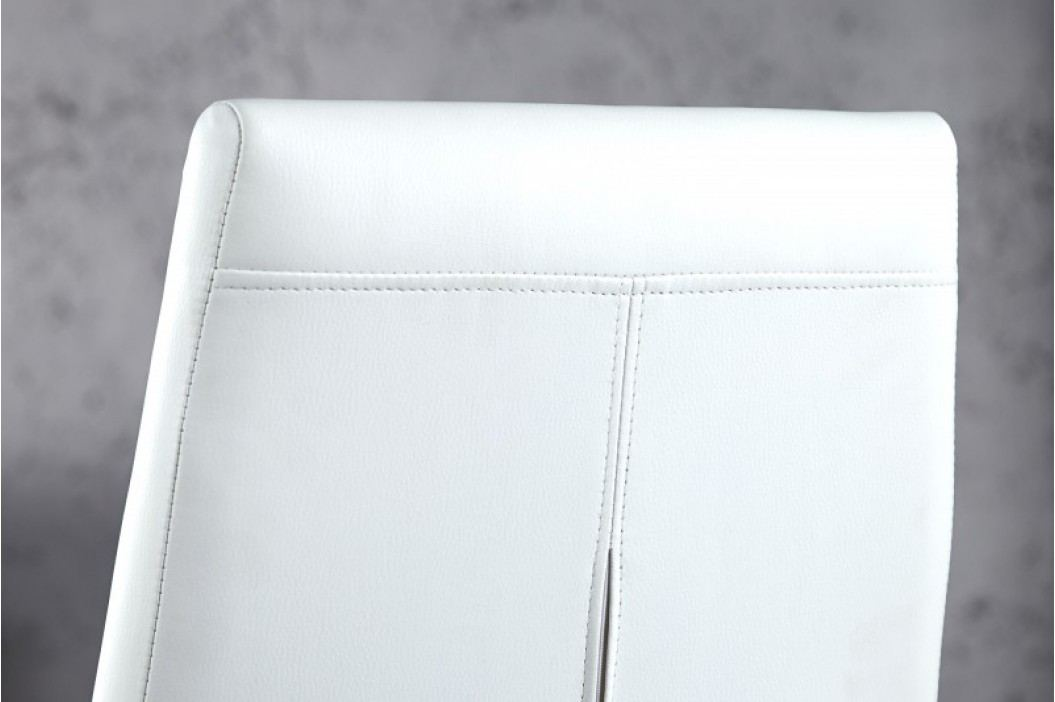 Stolička KANSAS - biela