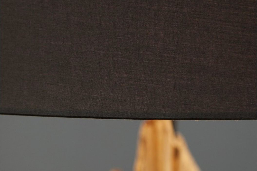 Stojaca lampa DELTA CEPHEI - čierna