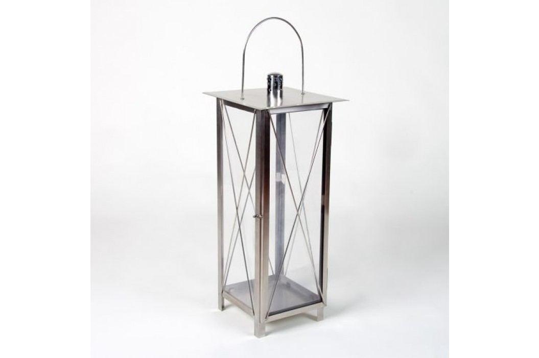 Lampáš Garth z ušľachtilej ocele, 65 cm